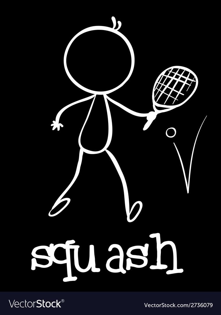 Squash vector | Price: 1 Credit (USD $1)