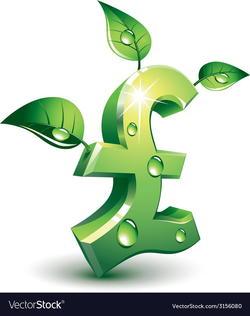 Flourishing pound vector   Price: 1 Credit (USD $1)