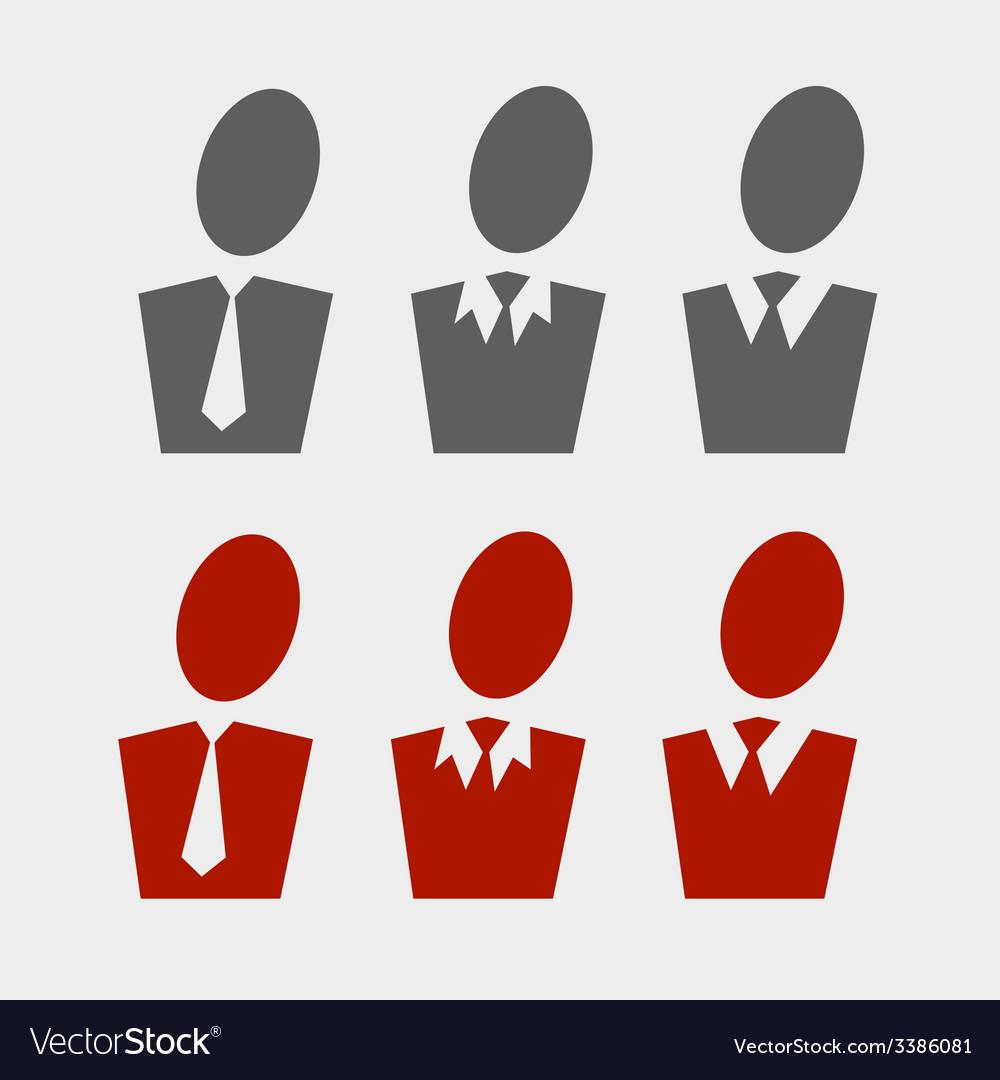 Business pictogram set vector | Price: 1 Credit (USD $1)