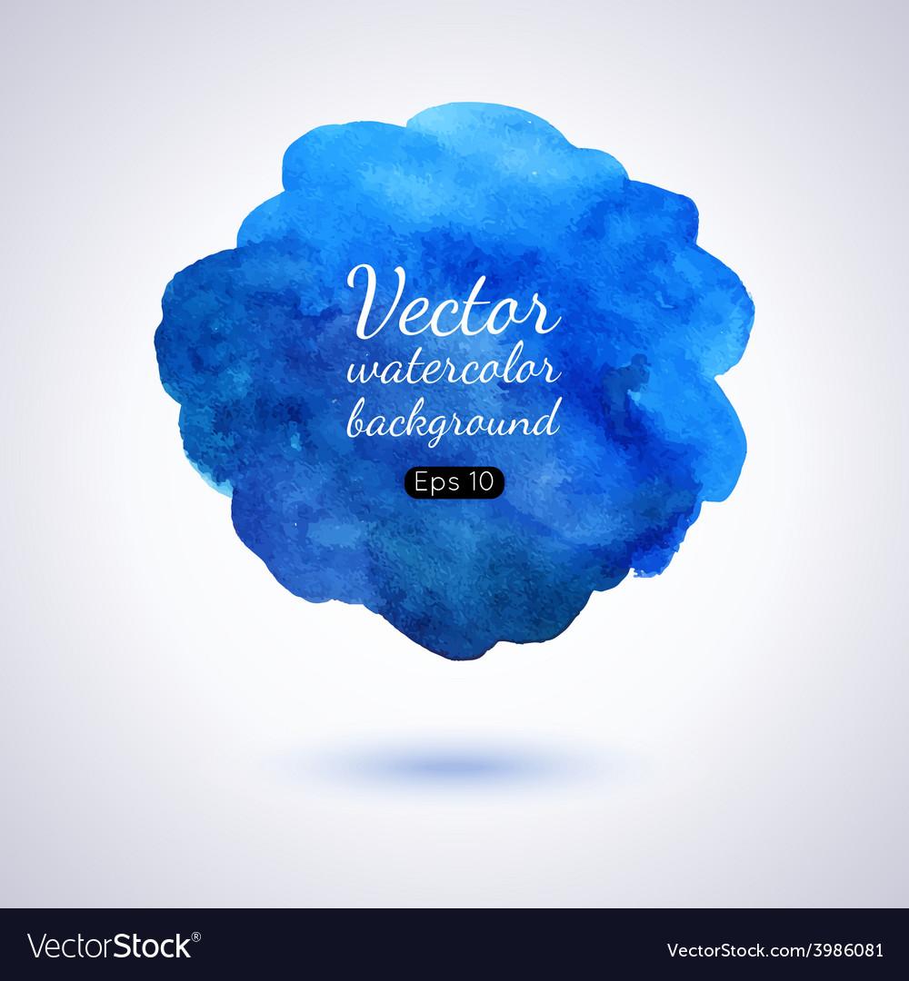 Watercolor splash vector   Price: 1 Credit (USD $1)