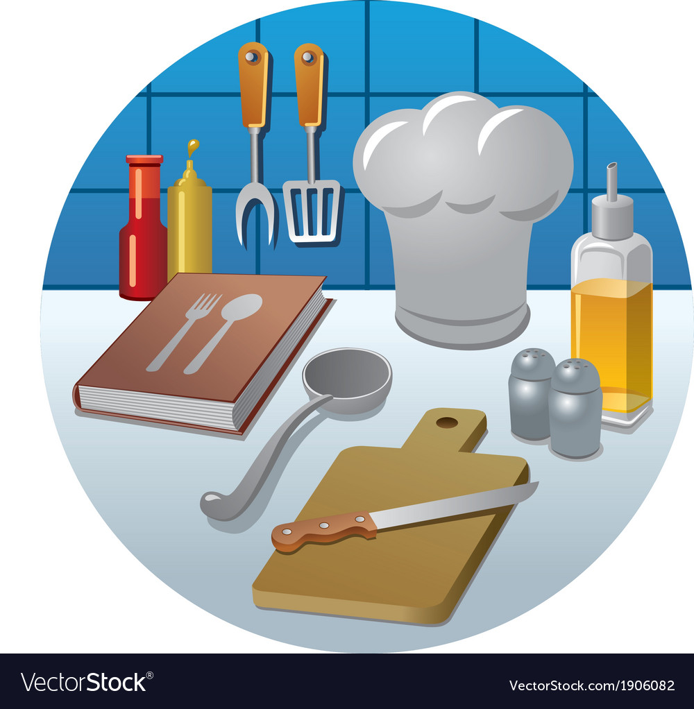 Cooking concept icon vector | Price: 3 Credit (USD $3)