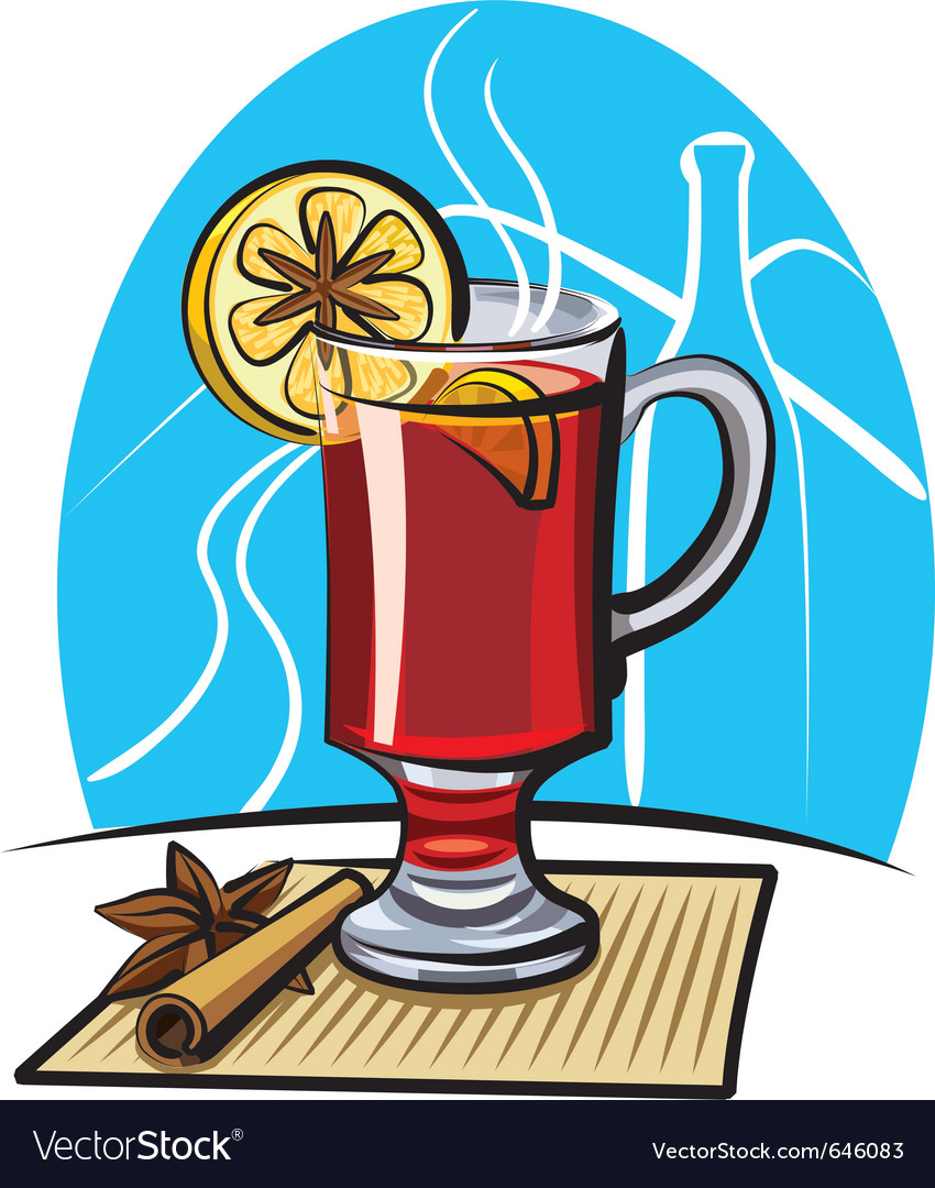 Mulled wine vector | Price: 3 Credit (USD $3)