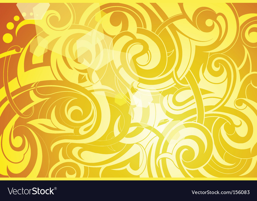 Summer tattoo background vector | Price: 1 Credit (USD $1)