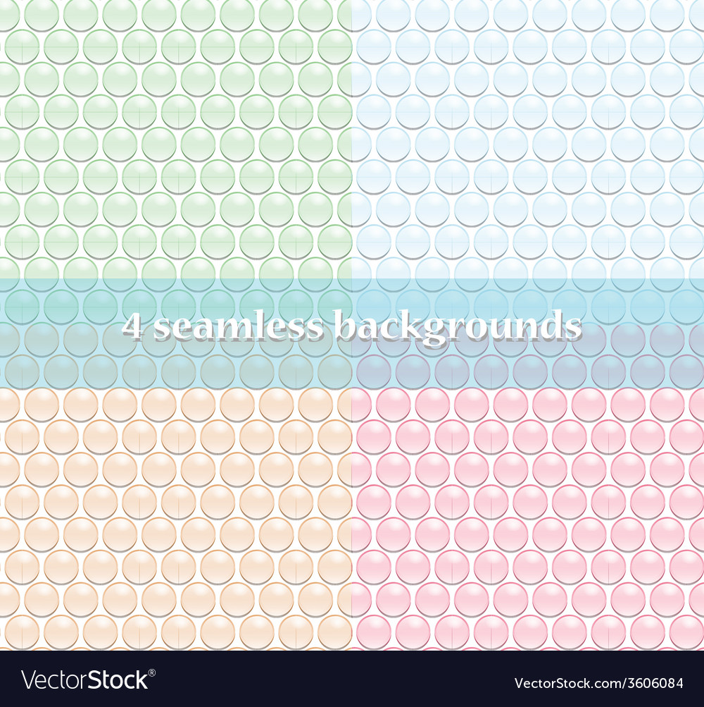 Seamless water drops vector | Price: 1 Credit (USD $1)