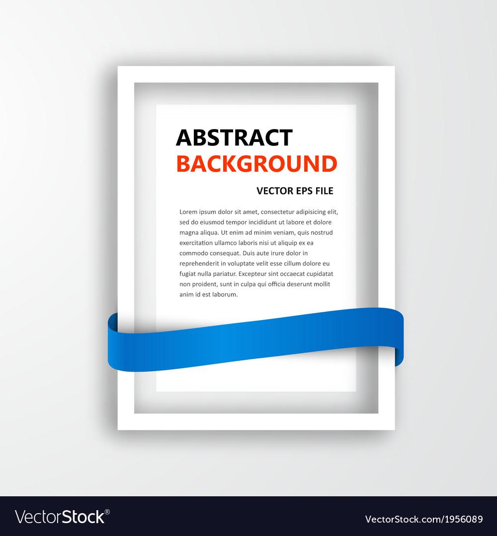 3d frame design for image vector | Price: 1 Credit (USD $1)