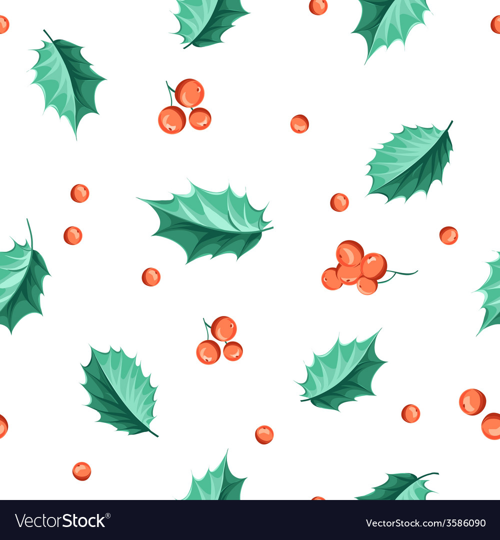 Holly berry vector   Price: 1 Credit (USD $1)
