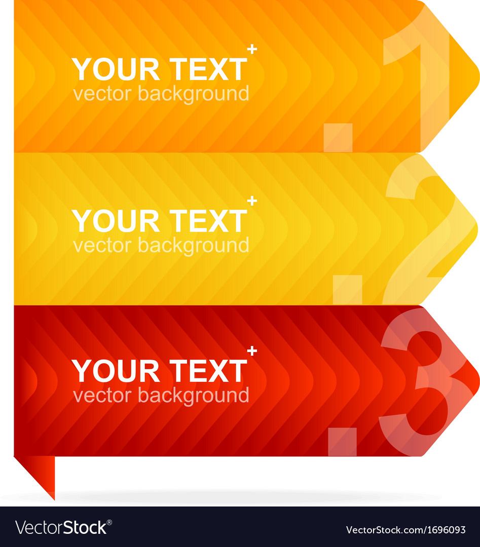 Arrow speech templates for text vector | Price: 1 Credit (USD $1)