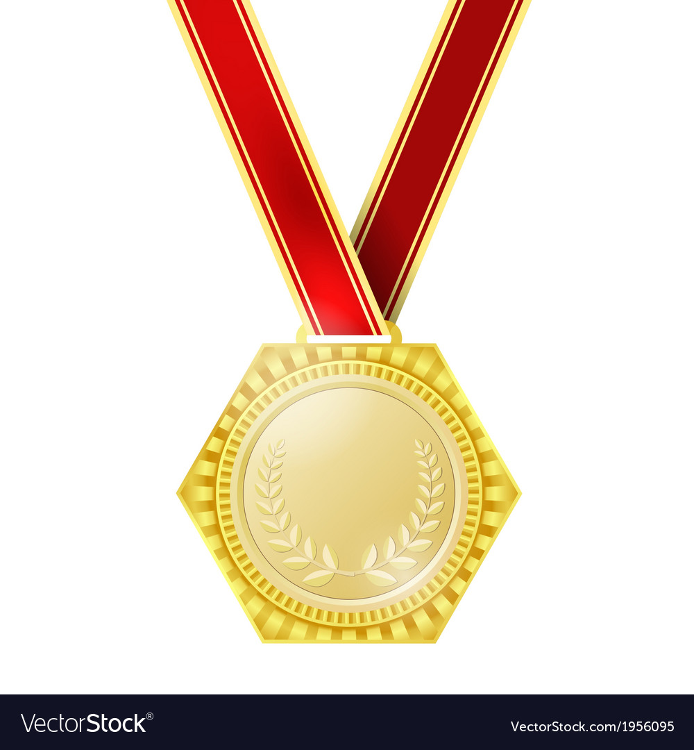 Medal for the winner vector   Price: 1 Credit (USD $1)