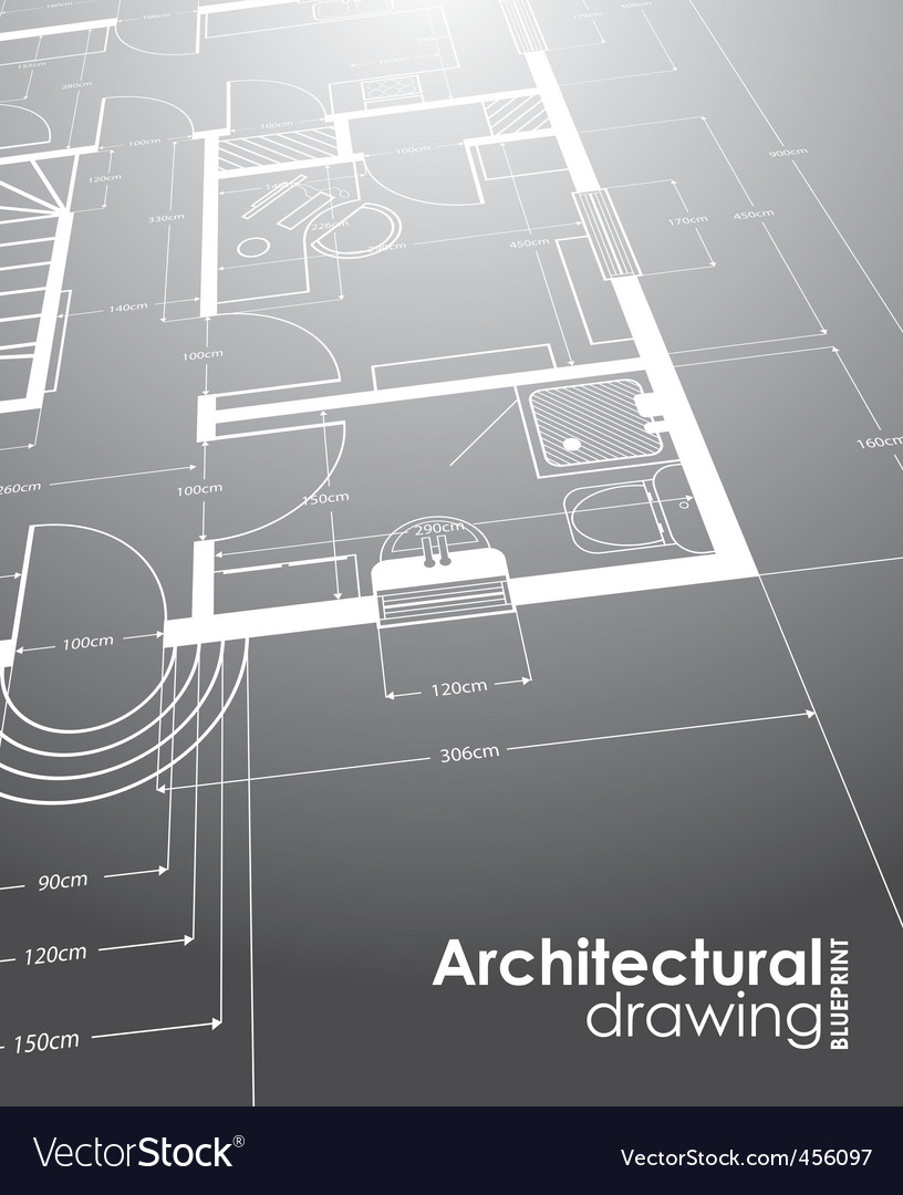 Architectural drawings vector | Price: 1 Credit (USD $1)