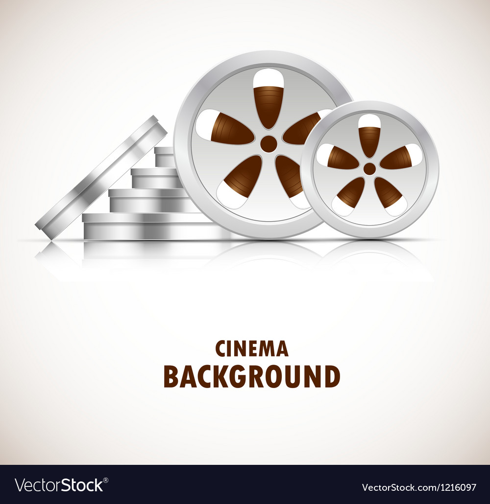 Film reel vector | Price: 3 Credit (USD $3)
