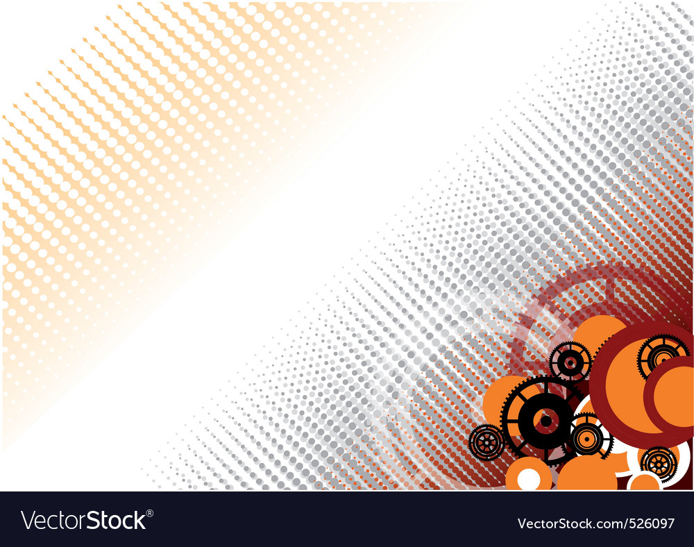 Industrial wheel vector | Price: 1 Credit (USD $1)