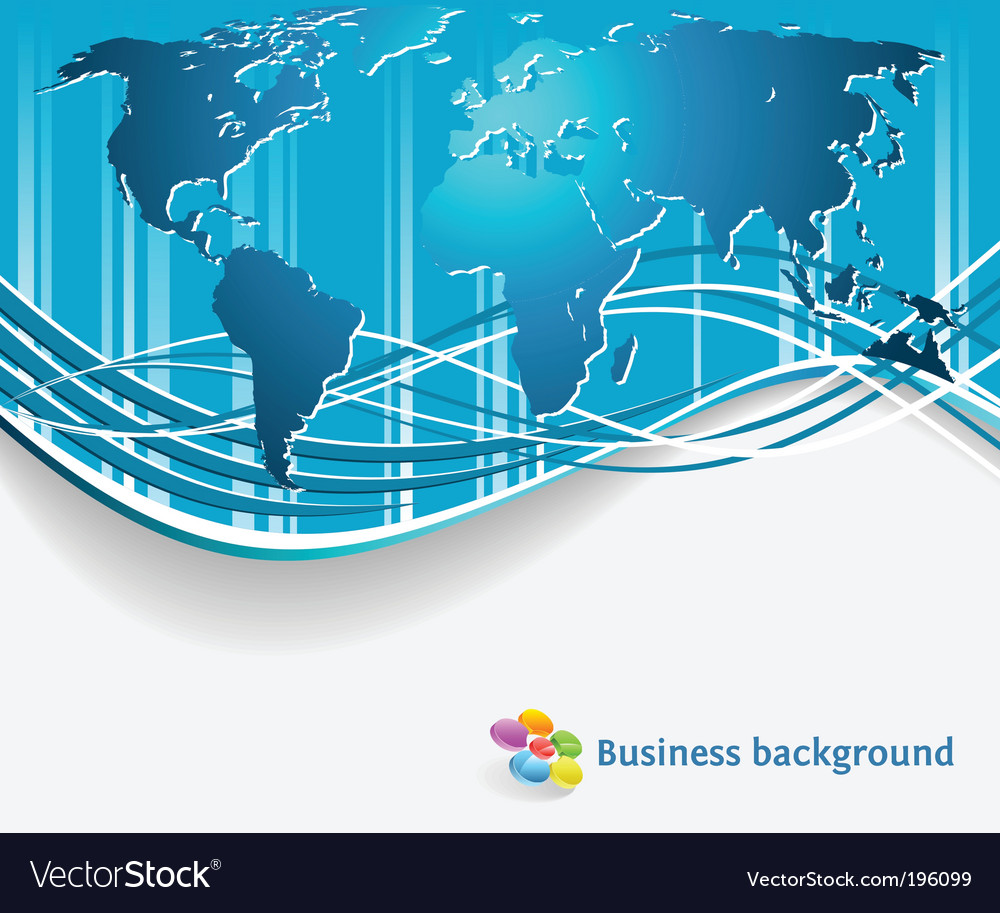 Corporate business background vector | Price: 1 Credit (USD $1)