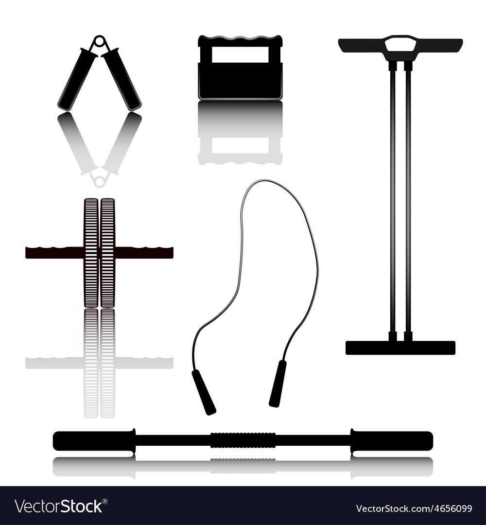 Sports equipment vector   Price: 1 Credit (USD $1)