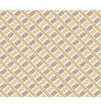 Hand drawn crossed stripes ornament background vector