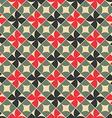Old style tiles seamless background vector