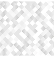 Seamless background with shiny silver squares vector