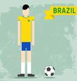 Brazil uniform vector