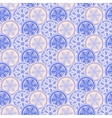 Winter modern geometric seamless pattern ornament vector