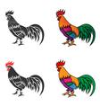 Chicken 02 vector