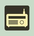 Radio design vector