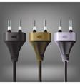 Plugs vector