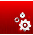 Abstract background 0011 gear industrial vector