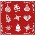 Christmas xmas design elements vector