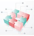 Infographic design vector