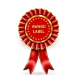 Award label vector