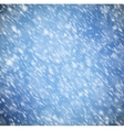 Background with snow vector