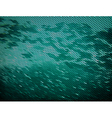 Underwater mosaic background vector