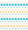 Texture circles stripes abstract seamless pattern vector
