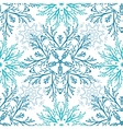 Abstract branches vignettes seamless pattern vector