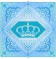 Retro stamp vector