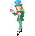 Mad hatter vector