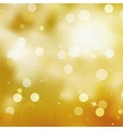 Elegant abstract with defocused lights eps 8 vector