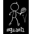 Squash vector