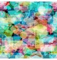 Seamless speech bubbles pattern vector