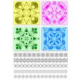Al 0435 ornaments 02 vector
