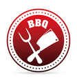 Barbecue restaurant vector