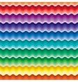 Seamless vivid wave pattern vector