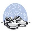 Sport sneakers vector