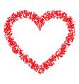 Sribble heart4 vector