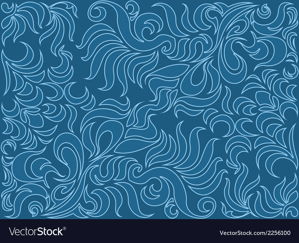 Blue pattern abstract background vector   Price: 1 Credit (USD $1)