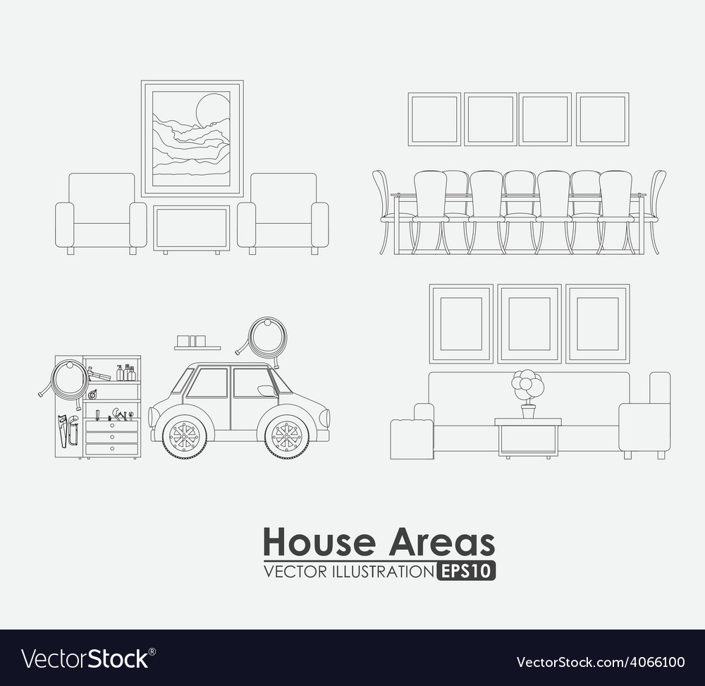 Furniture design vector   Price: 1 Credit (USD $1)