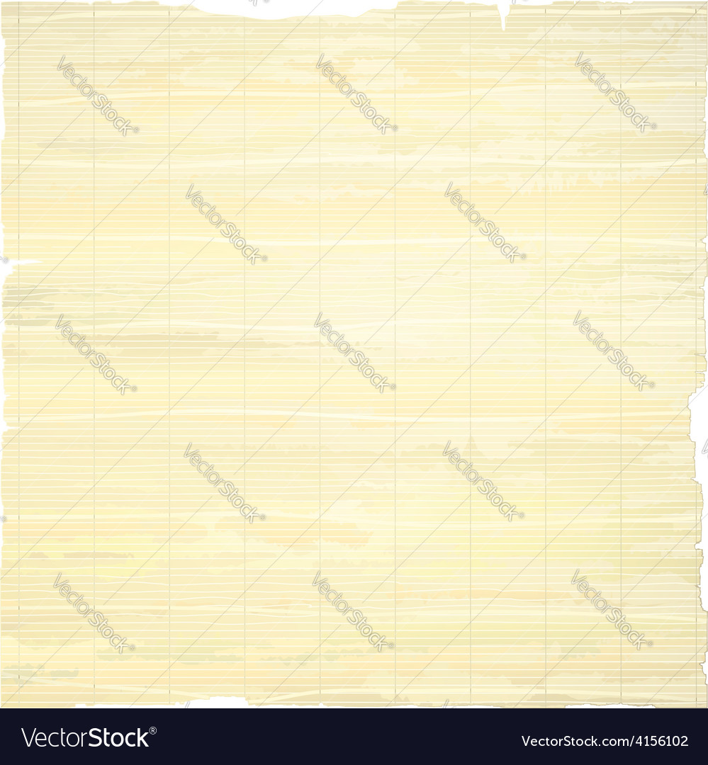 Tattered papyrus paper vector   Price: 1 Credit (USD $1)