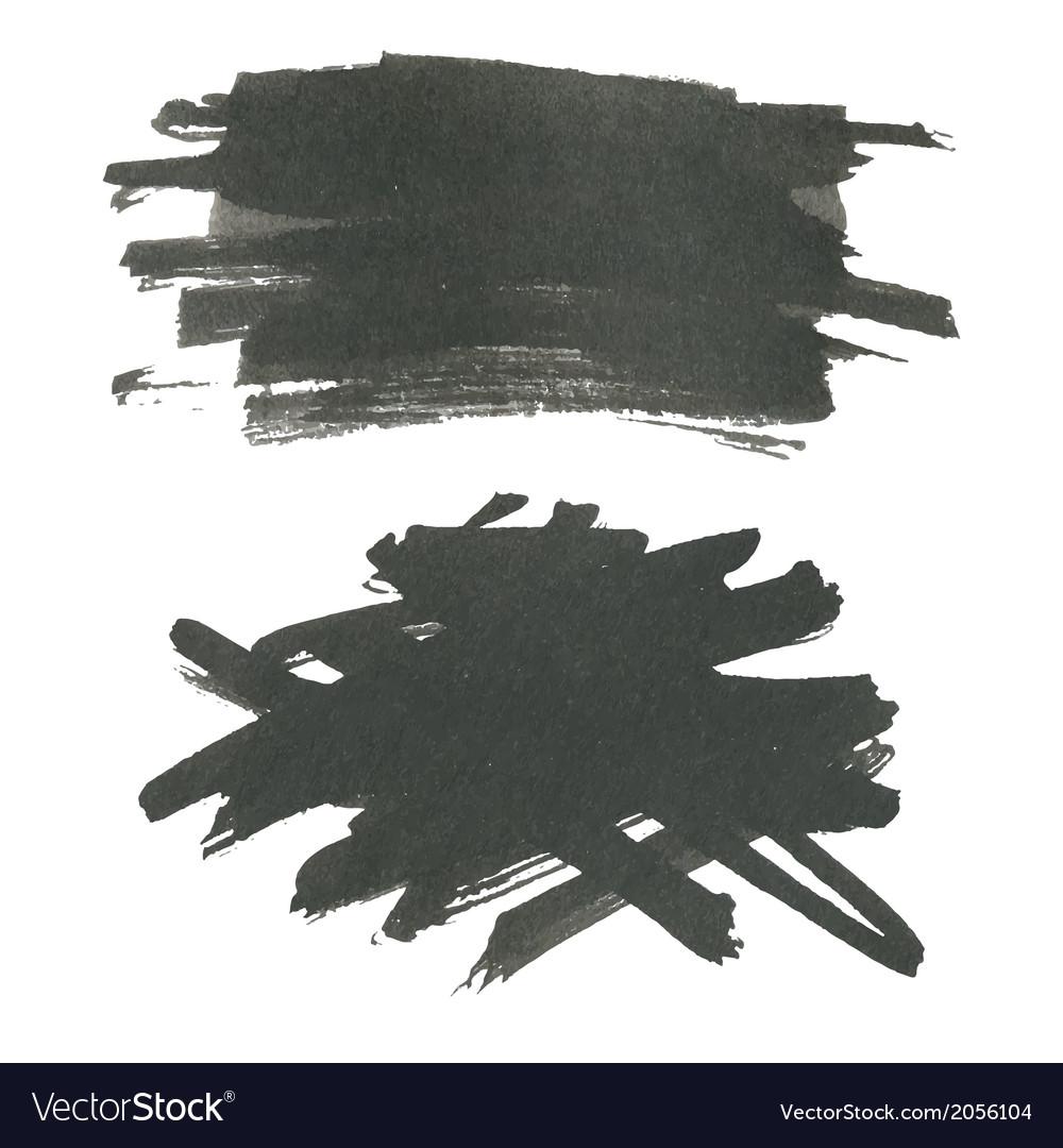 Ink splash for design vector | Price: 1 Credit (USD $1)