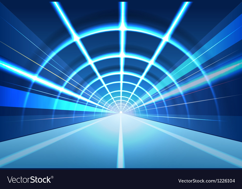Tunnel vector | Price: 1 Credit (USD $1)