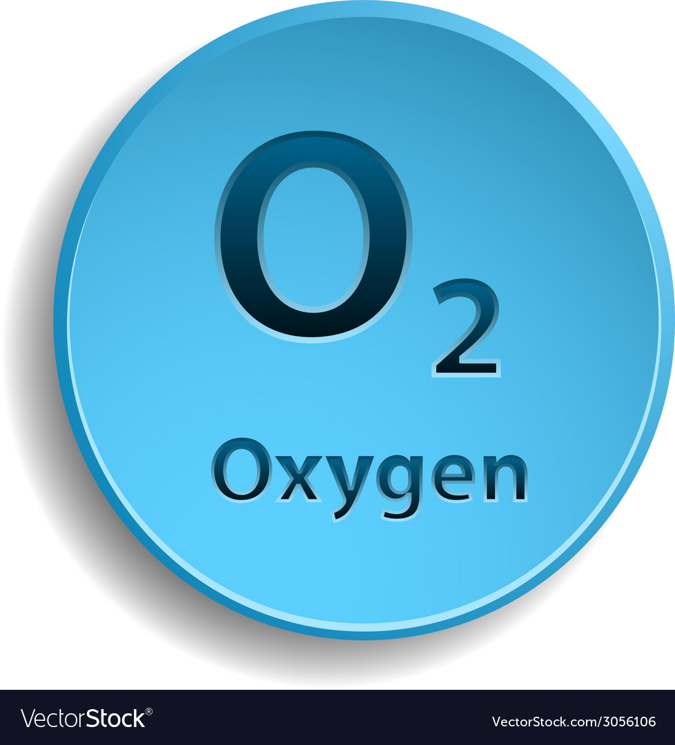 Oxygen vector | Price: 1 Credit (USD $1)