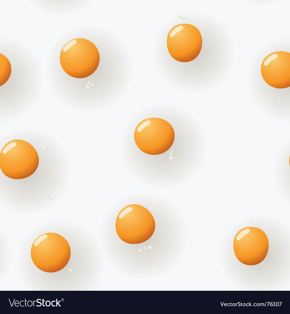 Abstract fried eggs background seamless vector   Price: 1 Credit (USD $1)